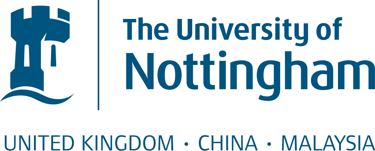 image shows logo of the university of nottingham