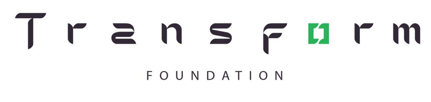 Logo of the Transform Foundation